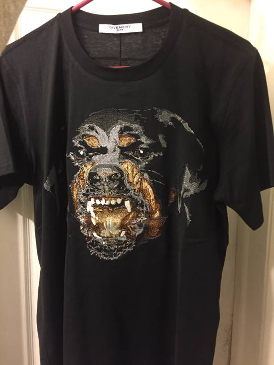 Givenchy Embroidered Rottweiler Size US M / EU 48-50 / 2 - 9