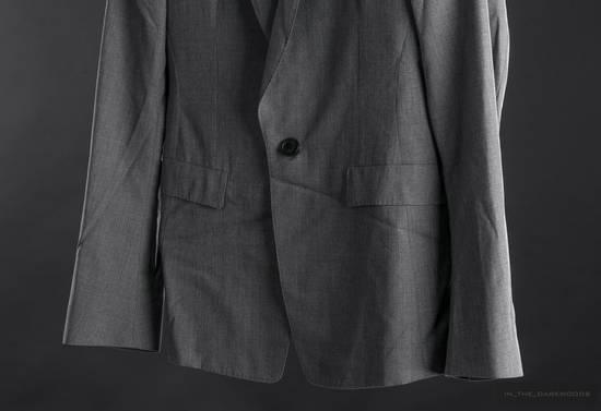 Julius = final drop = 2009 SS tailored wool blazer Size US S / EU 44-46 / 1 - 6