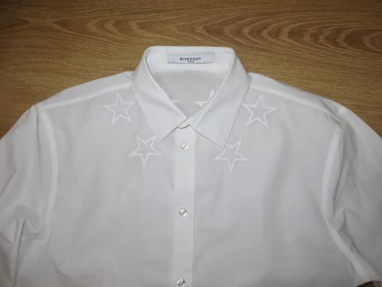 Givenchy Embroidered stars shirt Size US XXL / EU 58 / 5 - 8