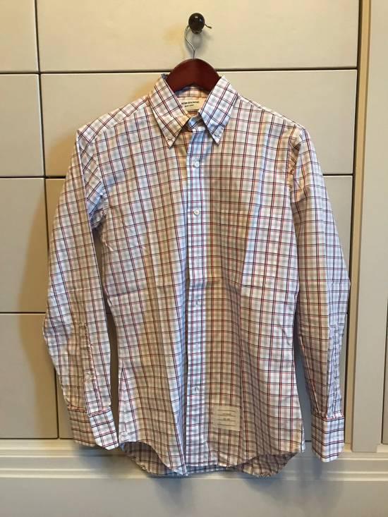 Thom Browne Thom Browne Checkered Shirt Size US S / EU 44-46 / 1