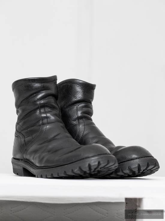 Julius = last drop = engineer vibram sole leather boots Size US 9.5 / EU 42-43