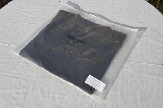 Balmain Black Distressed T-shirt Size US XS / EU 42 / 0 - 6