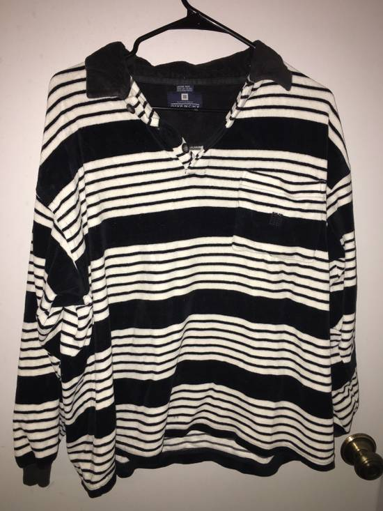 Givenchy Striped Givenchy Longsleeve Polo Size US S / EU 44-46 / 1