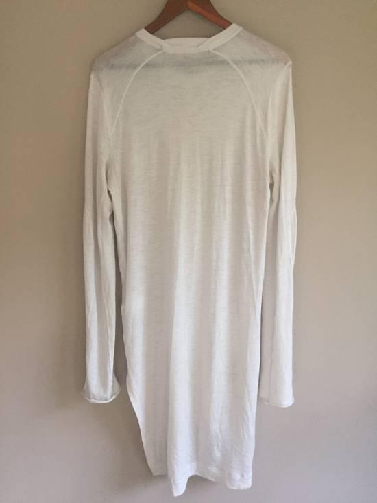 Julius AW14 Extended Wool/Silk Longsleeve Size US M / EU 48-50 / 2 - 8