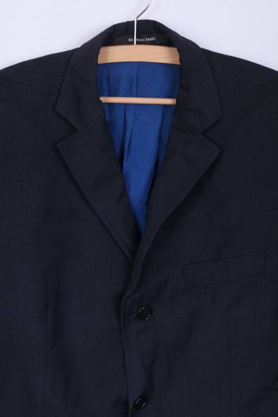 Balmain Balmain Mens 40 M Jacket 4515 Size US M / EU 48-50 / 2 - 1