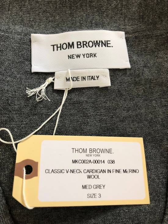 Thom Browne Merino Wool 4 Bar Cardigan Size US L / EU 52-54 / 3 - 11