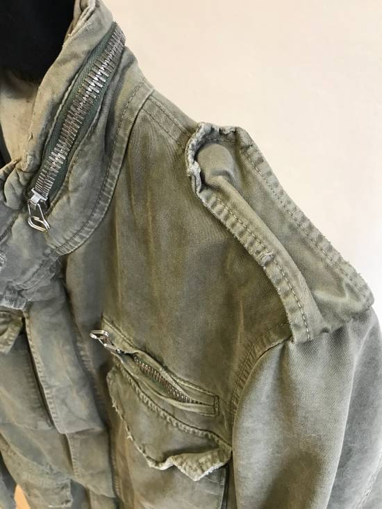 Balmain Decarnin Destroyed Saharian Jacket Size US M / EU 48-50 / 2 - 4