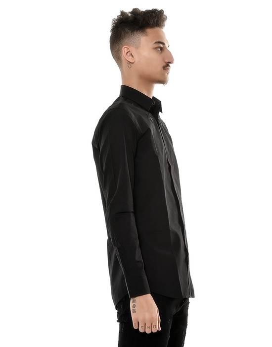 Givenchy Givenchy Black Stars Shirt (Size - 43) Size US S / EU 44-46 / 1 - 2