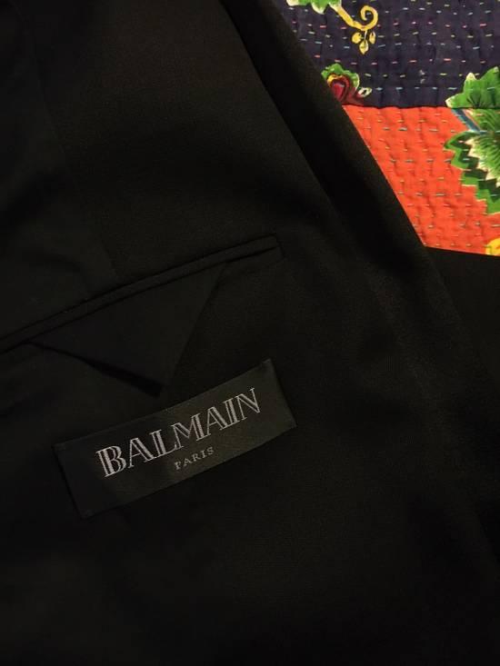 Balmain Black Dinner Jacket Size 52R - 1