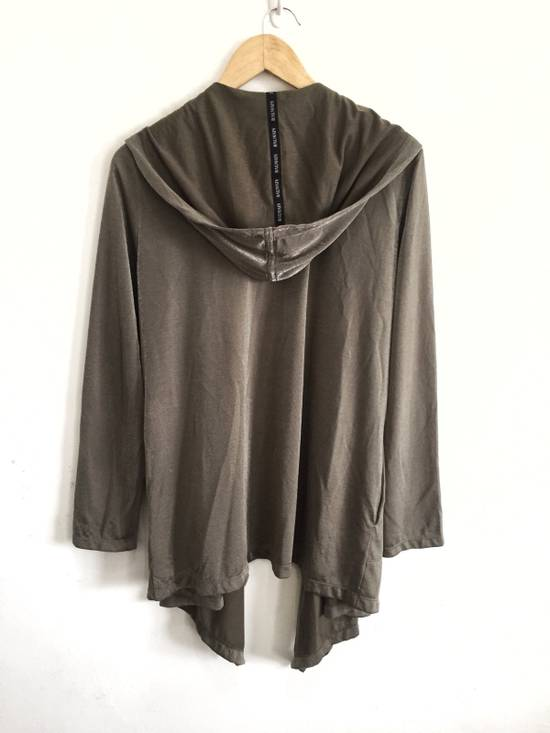 Balmain [ LAST DROP ! ] Authentic Silk Rayon Spell Out Unbuttoned Hoodie Size US M / EU 48-50 / 2 - 2