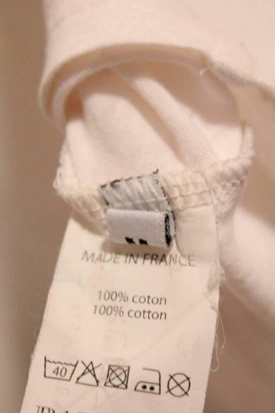 Balmain Decarnin 2011 White T Shirt Made in France Size US M / EU 48-50 / 2 - 4