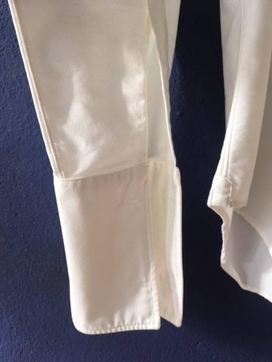 Thom Browne BRAND NEW FRENCH CUFF SHIRT Size US L / EU 52-54 / 3 - 4
