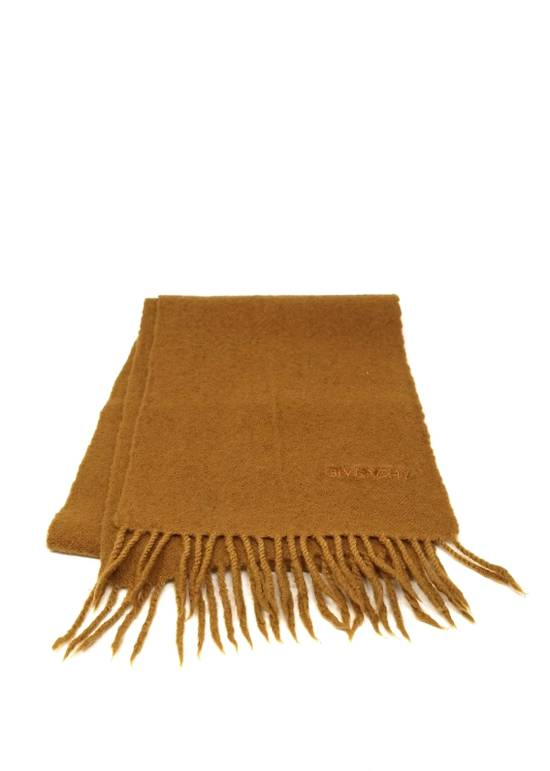 Givenchy Wool scarf beige Size ONE SIZE