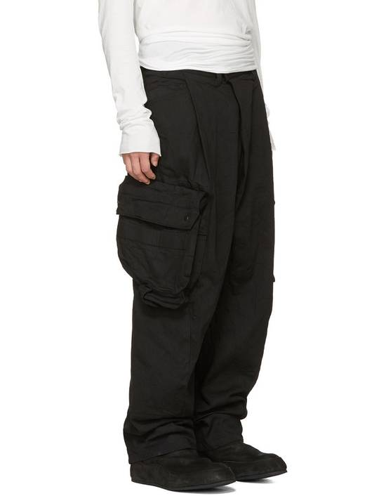 "Julius ""FINAL SALE"" NEW WITH TAG, GAS-MASK CARGO PANTS ""RARE"" Size US 34 / EU 50"