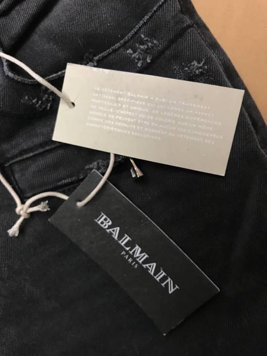 Balmain Black Balmain Jeans Size US 28 / EU 44 - 1