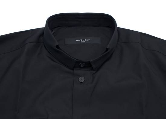 Givenchy Givenchy Men's 100% Cotton Black Button Down Size US S / EU 44-46 / 1 - 1