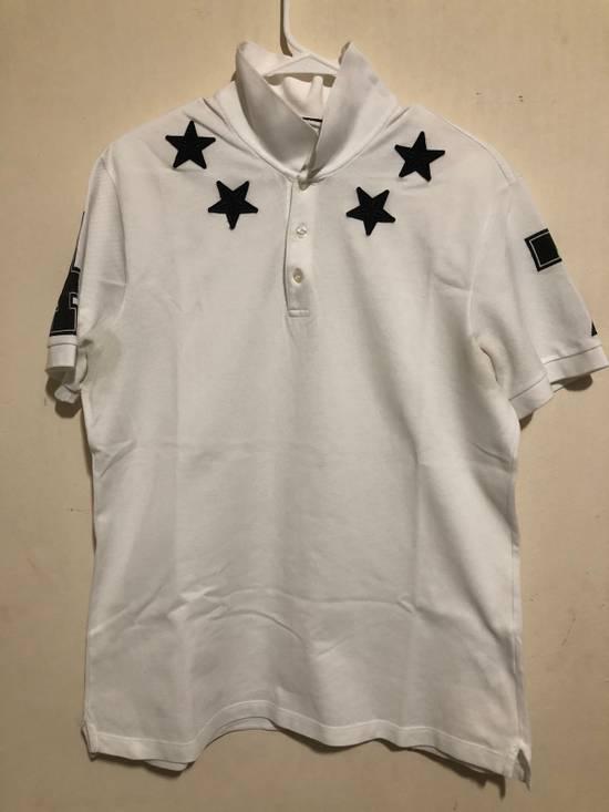 Givenchy Givenchy Stars & Stripe Polo Size US L / EU 52-54 / 3