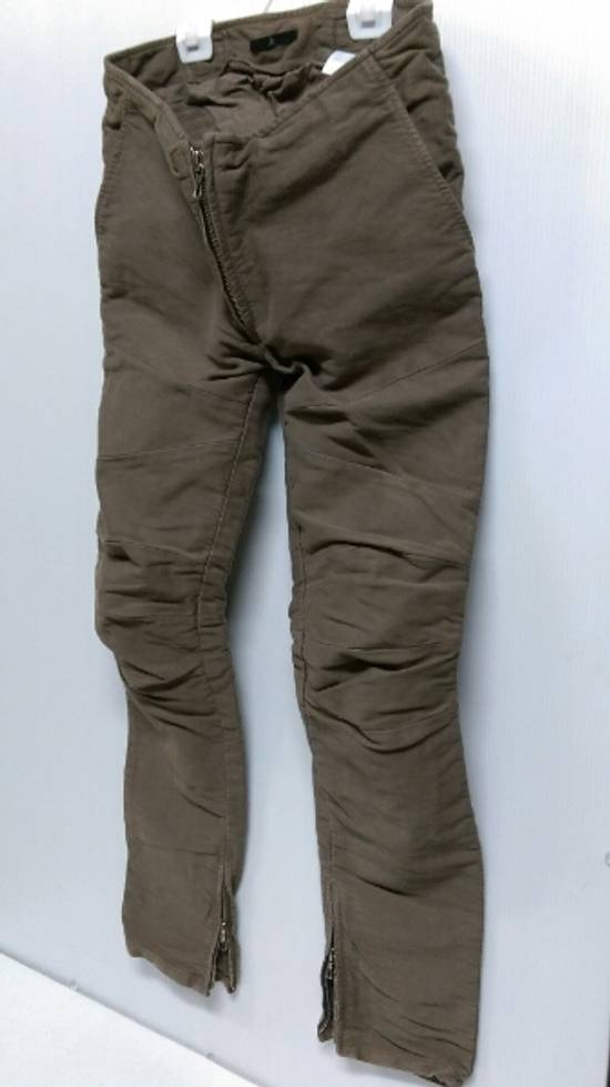 Julius Heavy Moleskin Trousers Size US 31