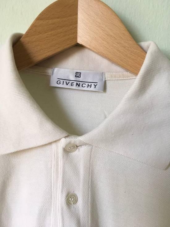 Givenchy Single Pocket White Polo Size US S / EU 44-46 / 1 - 2
