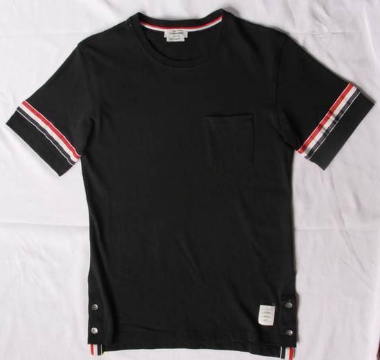 Thom Browne Short Sleeve Pocket Shirt Size US XS / EU 42 / 0