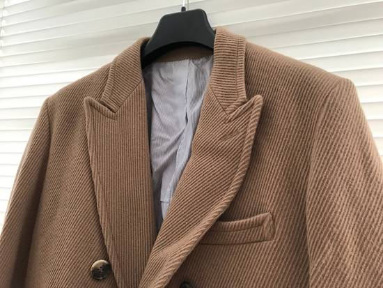 Band Of Outsiders Beige Double Breasted Coat Size US L / EU 52-54 / 3 - 1