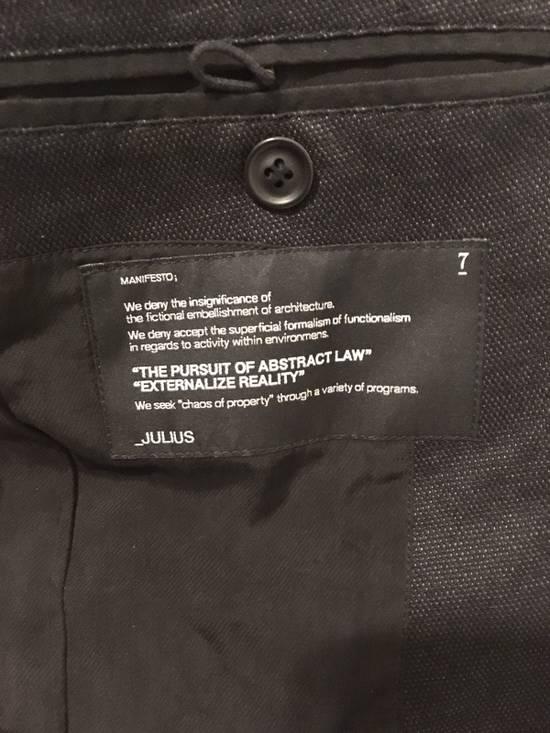 Julius Long Blazer Size 38R - 3