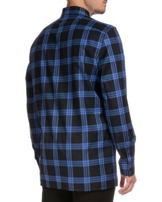 Givenchy Givenchy Plaid Oversize Shirt Size US L / EU 52-54 / 3 - 1