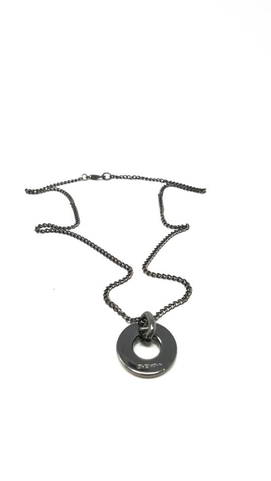Givenchy Gun metal necklace Size ONE SIZE - 7
