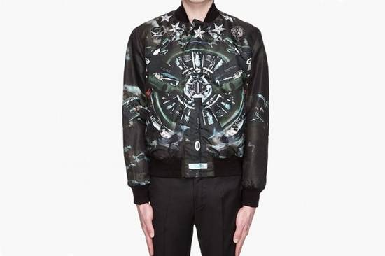 Givenchy NEW Men's Givenchy Reversible Bomber Jacket Size 50 Size US M / EU 48-50 / 2 - 5