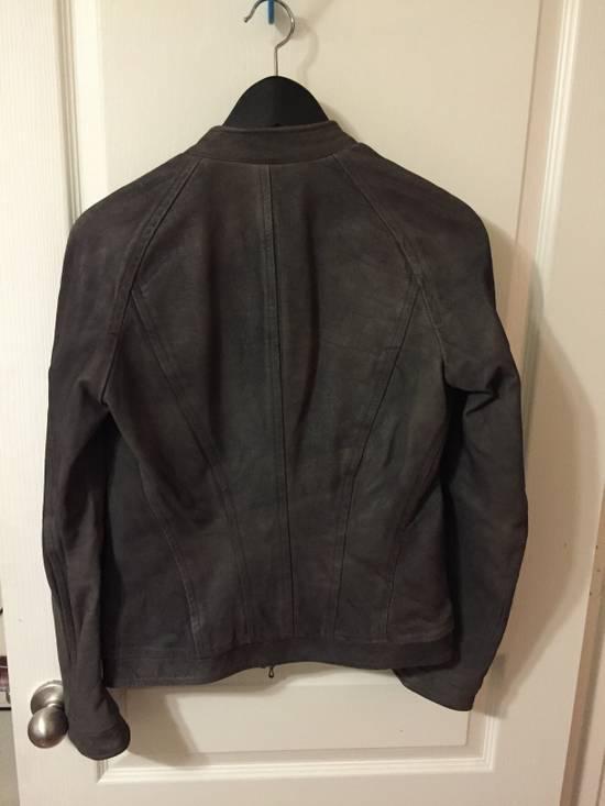 Julius Grey Leather, Size 1 Size US S / EU 44-46 / 1 - 3