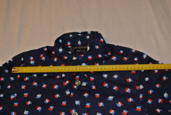 Givenchy Givenchy shirt blue vintage France flag print made in Italy size XS Size US XS / EU 42 / 0 - 7