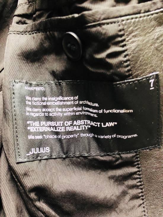 Julius Julius 7 Leather Jacket Size US M / EU 48-50 / 2 - 2