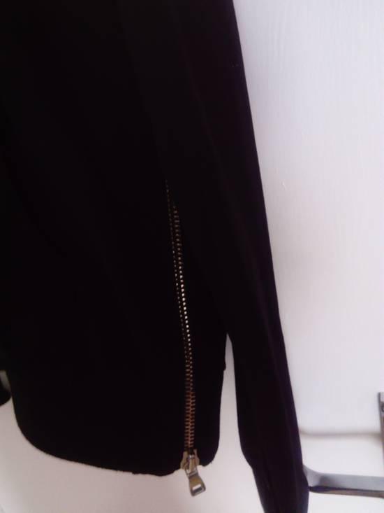 Balmain Balmain side zipped Crest hoodie L Size US L / EU 52-54 / 3 - 5
