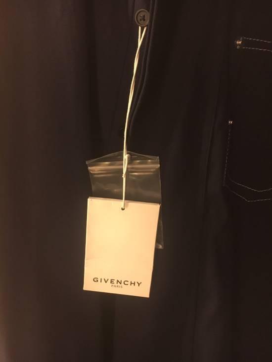 Givenchy Givenchy Dark Blue Shirt Size US M / EU 48-50 / 2 - 4