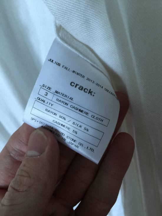 Julius Rayon Cahmere Cloth Size US M / EU 48-50 / 2 - 6