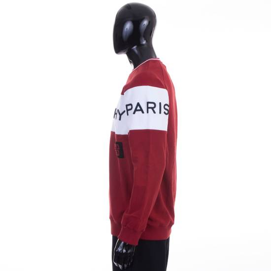 Givenchy Dark Red Givenchy Paris 4G Embroidered Sweatshirt Size US M / EU 48-50 / 2 - 2