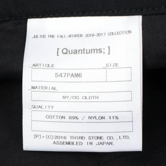 Julius 7 Black Cotton Blend Casual Trousers Pants Size 2/S Size US 32 / EU 48 - 6