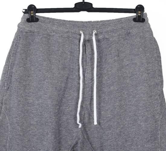 Balmain Original New Balmain Baggy Crotch Grey Men Trousers Sweat Pants in size M Size US 32 / EU 48 - 1