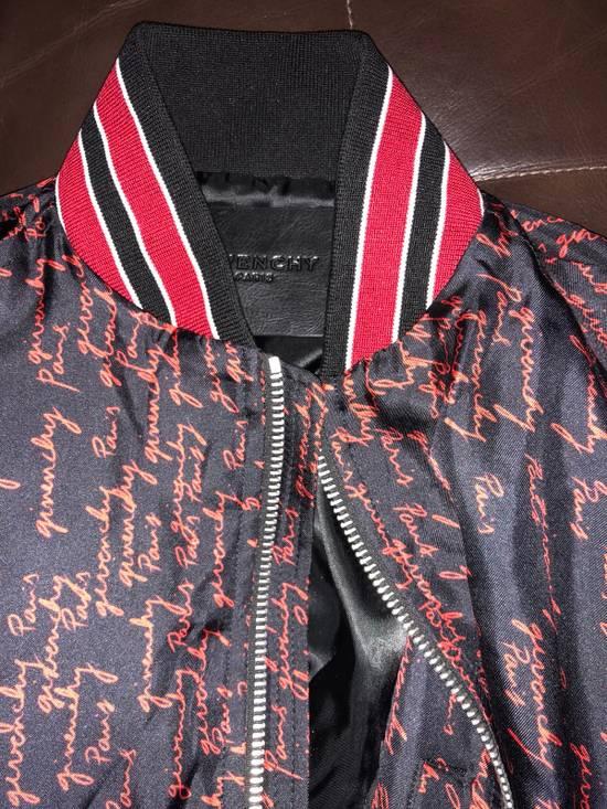 Givenchy givenchy printed Silk bomber jacket Size US M / EU 48-50 / 2 - 3