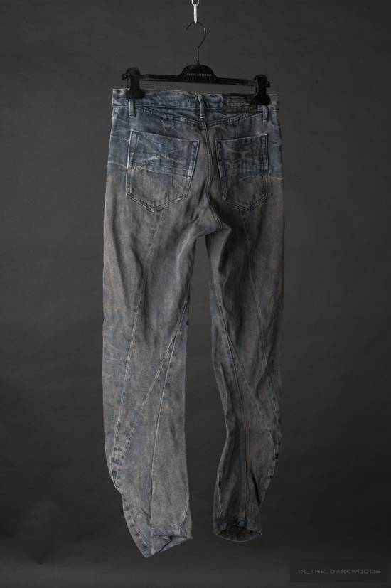 Julius = last drop = Limited edition 'dirty' denim Size US 28 / EU 44 - 3