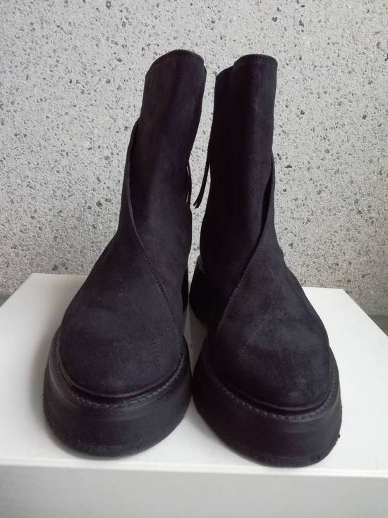 Julius NWB twisted zip-up boots from FW16 Size US 9 / EU 42 - 2