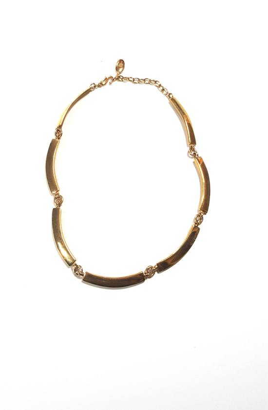 Givenchy Necklace gold plated square chain Size ONE SIZE - 5