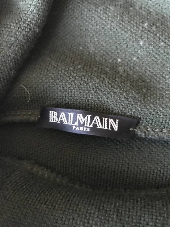 Balmain Balmain by CD hooded wool sweater NEW## Size US L / EU 52-54 / 3 - 7