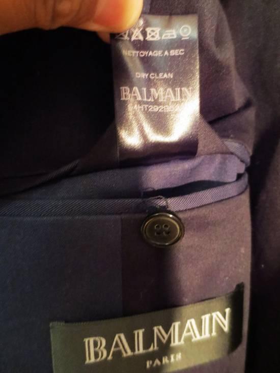 Balmain SS14 BALMAIN JACKET RUNWAY LOOK 18 $4000 Size US M / EU 48-50 / 2 - 6