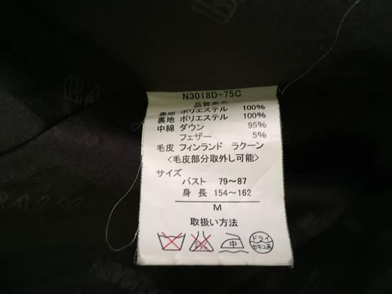 Balmain Puffer Jacket Monogram Bailman Button Up Full Zipper Size US L / EU 52-54 / 3 - 9