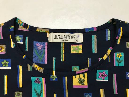Balmain Colorful Floral Shirt Size US XS / EU 42 / 0 - 3
