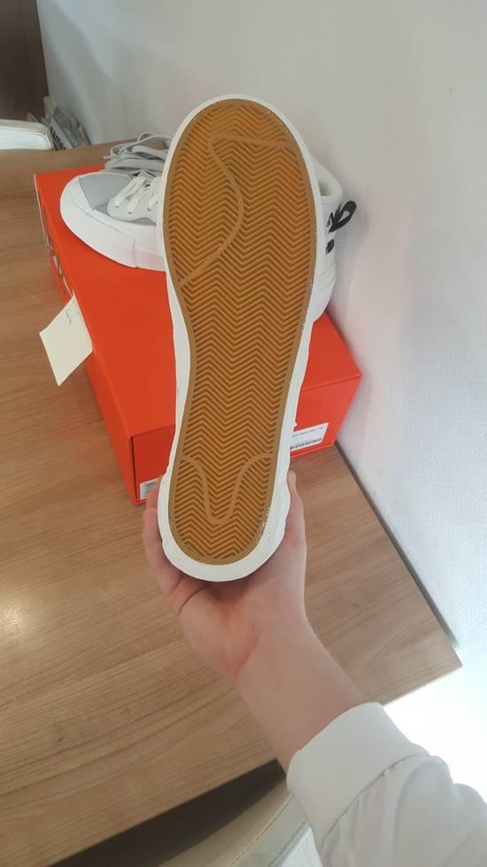 Nike Nike Blazer Mid-Sacai White / Wolf Grey-Pure Platinum Size US 11 / EU 44 - 2