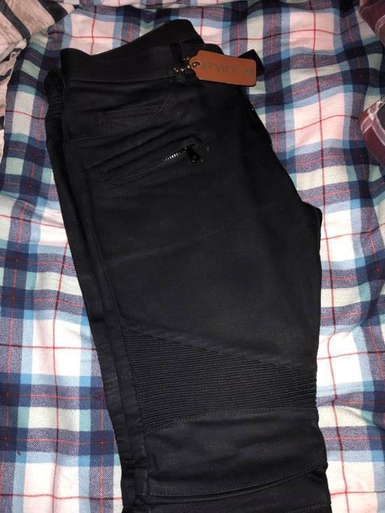 Balmain BALMAIN BALMAIN Skinny Biker Jeans 34, 30 Size US 34 / EU 50 - 3