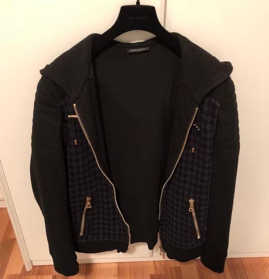 Balmain Balmain Jersey Jacket Marine Size US M / EU 48-50 / 2