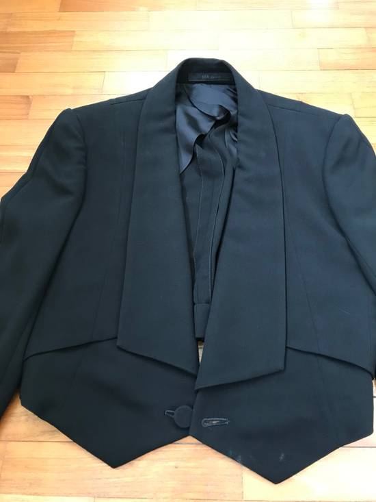 Julius SS13 short pleated jacket Size US M / EU 48-50 / 2 - 1